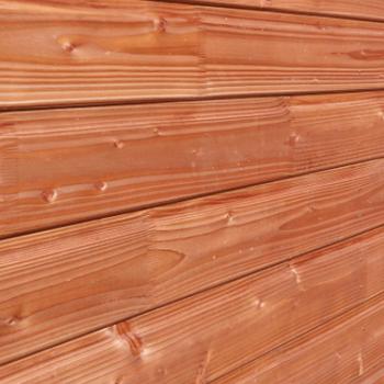 bardage de différentes essences de bois vendu par la scierie Labattut à Neuvic